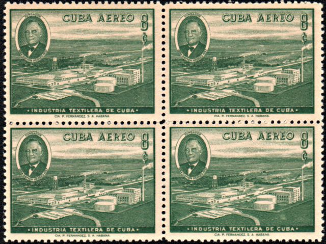 Buy Sell Vintage Cuba Stamps Blocks And Sheets 1958 01 30 SC